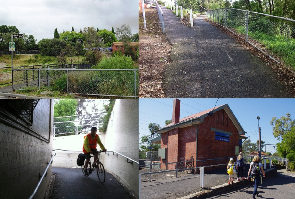 Yarra City Council - Build the missing link on the Merri Creek shared path in North Fitzroy
